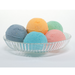 CBD Infused Bath Bombs