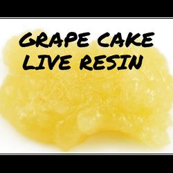 Grape Cake **Live Resin**