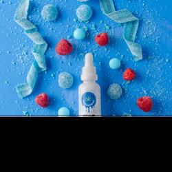 Blue Raspberry CBD Elixir - 1000mg