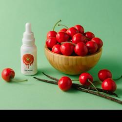 Cherry Vanilla CBD Elixir -