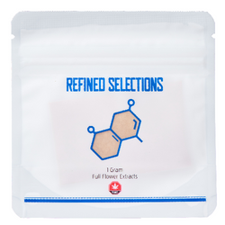 Refined Selections Shatter-Peanut Butter Breath