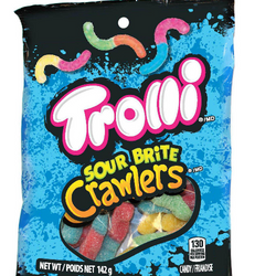 Sour Worms *600 MG* *Buy 3 Get 1 Free*