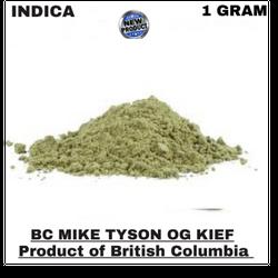 BC MIKE TYSON OG KIEF