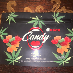 Gummy Bears 300mg ( 6 PACK )