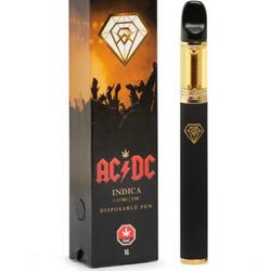 ⚡AC/DC ⚡ THC Vape Pen 💎DIAMOND CONCENTRATES   ◈1000mg