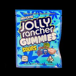 Jolly Rancher Gummies(600mg)BUY 4 get 1 FREE