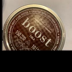 BOOST- Cola