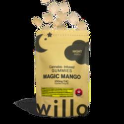 [Willo] 200mg THC Magic Mango (Night) Gummies Craft Cannabis | Bradford