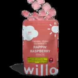 [Willo] 200mg THC Rappin' Raspberry (Day) Gummies Craft Cannabis | Bradford