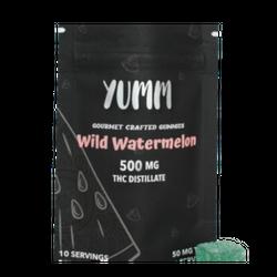 Black Wild Watermelon 500mg - YUMM