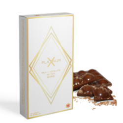 CHOCOLATE BAR MILK CHOCOLATE 500MG SATIVA