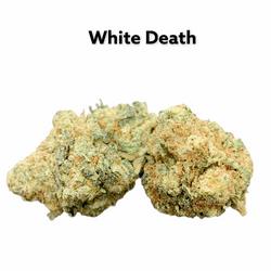 White Death (AAAA) 28%THC - SALE OFF $170 oz ( OG price $$262)