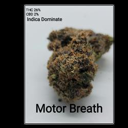Motor Breath Indica Dominate