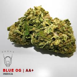 Blue OG - AA+ - INDICA - $120/OZ