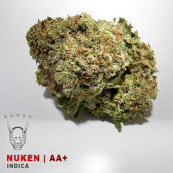 Nuken - AA+ - INDICA - $115/OZ