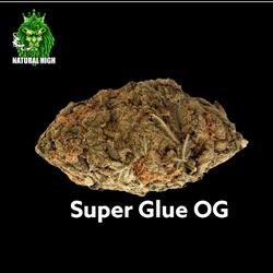 Super Glue OG AAA++ 28%THC (50%OFF= $115 AN OZ)