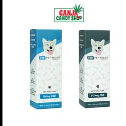 Faded CBD Pet Relief - CBD Pet Tincture 30ml