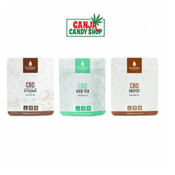 Faded Edibles CBD Infused Beverages 100mg CBD per pack