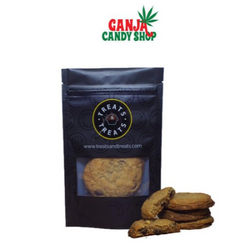 Treats&Treats Oatmeal Chocolate Chip Cookie 125mg THC