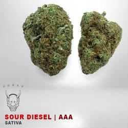 Sour Diesel - AAAA - SATIVA