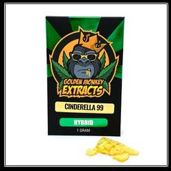 Golden Monkey Extracts Shatter - CINDERELLA 99 - 1Gr HYBRID