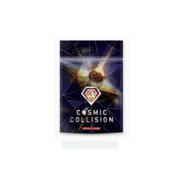 DIAMOND CONCENTRATES – SHATTER – COSMIC COLLISION – 1GRAM - SATIVA