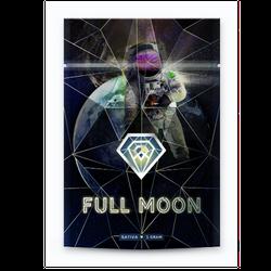 Full Moon (Sativa) – Diamond Extracts Hybrid Shatter 1 Gram