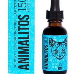 🐱 Animalitos  CAT 🐾 CBD  Tincture   ◾MOTA◾    ◈150mg
