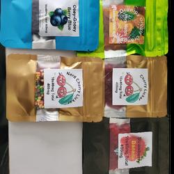 Flavoured gummies