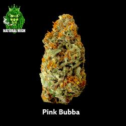 Pink Bubba AAA++ 28%THC (50%OFF = $125 OZ)
