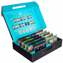 Twisted Extracts Sampler Box (Jelly Bombs and Cara-Melts)