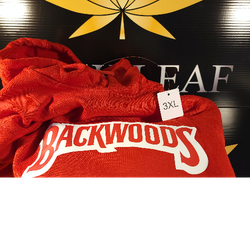 BackWoods Sweater Red