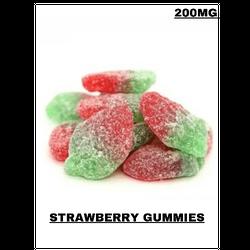 STRAWBERRY GUMMIES(200MG)