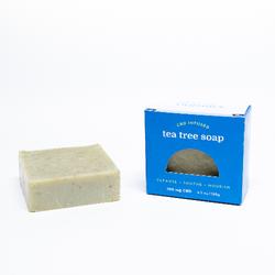 CBD Infused tea tree soap