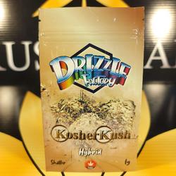 Kosher Kush Shatter Drizzle Factory