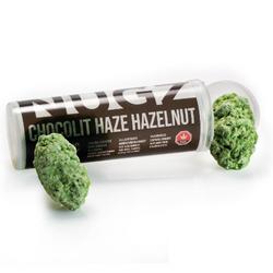 400MG THC NUGZ | HAZE CHOCOLIT HAZELNUT | CHOCOLIT