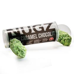 200MG THC NUGZ | KUSH CARAMEL CHOCOLIT | CHOCOLIT