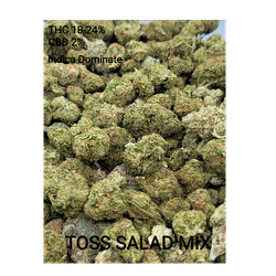 Toss Salad Indica Dominate