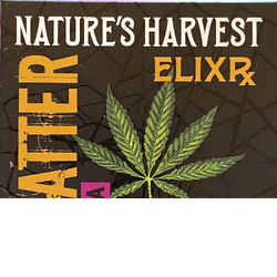 Nature's harvest shatter