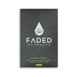 FADED - HYBRID Shatter (5 Strains)