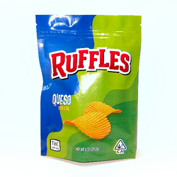 Ruffles Queso Cheese *600 mg THC infused*