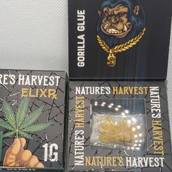 Natures Harvest Shatter