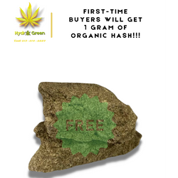 [FREE HASH FOR FIRST TIME BUYERS] *LOCAL ORGANIC HASH*