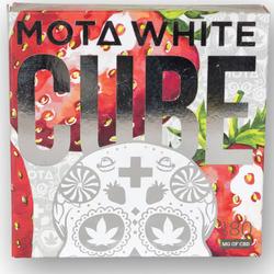 🍓🍓 Strawberries and Cream 🍓 🍓 White Chocolate CBD Cube   ▪MOTA▪       ◈180mg