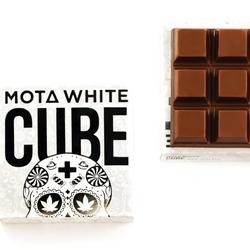 ? Milk Chocolate CBD Cube   ? MOTA WHITE ?      ◈180mg