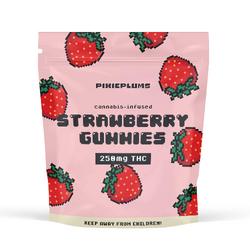 Pixie Plums - Strawberry Gummies