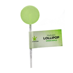 Kush Kitchen CBD Lollipops 100mg