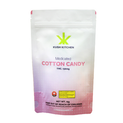 Kush Kitchen Cotton Candy 150mg