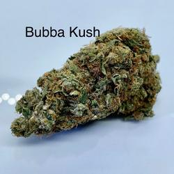 *** Bubba Kush - Indica - 1/2 oz $75 Sale!