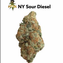 NY Sour Diesel | 28%THC | AAA++| Reg Price $232